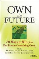 Own the Future Pdf/ePub eBook