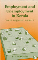 Employment and Unemployment in Kerala