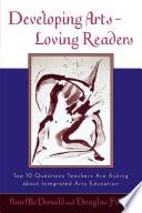 Developing Arts Loving Readers
