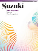 Suzuki Viola School - Volume 9