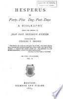 Hesperus Book