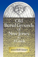 Old Burial Grounds of New Jersey