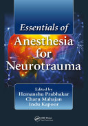 Essentials of Anesthesia for Neurotrauma [Pdf/ePub] eBook