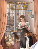 Steampunk Women with Animals Coloring Book for Adults 1
