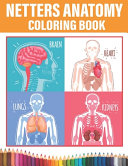 Netters Anatomy Coloring Book Book