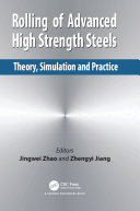 Rolling of Advanced High Strength Steels