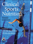 Clinical Sports Nutrition Book