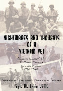 Nightmares And Thoughts Of A Vietnam Vet