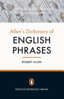 Allen s Dictionary of English Phrases
