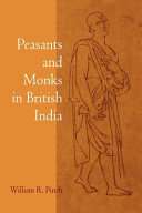 Peasants and Monks in British India Book