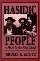 Hasidic People Pdf/ePub eBook