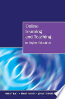 Online Learning and Teaching in Higher Education Book