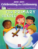 Celebrating the Lectionary for Primary Grades 2010 2011 Book
