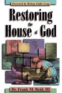 Restoring the House of God Book
