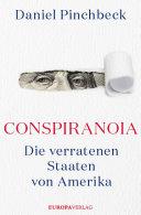 Conspiranoia Book