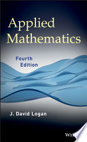 Applied Mathematics Book PDF