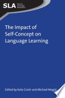 The Impact of Self Concept on Language Learning Book