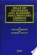 Bills of Exchange and Bankers  Documentary Credits Book