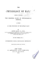 The Physiology of Man Book