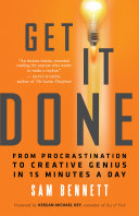 Get It Done Book