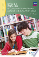Levels 3 4 English  Reading for Understanding  Analysis and Evaluation Skills