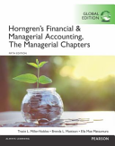 Horngren s Financial   Managerial Accounting  the Managerial Chapters and the Financial Chapters  Global Edition