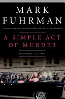A Simple Act of Murder Book