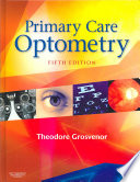 Primary Care Optometry Book