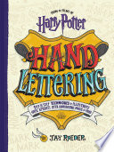 Harry Potter Hand Lettering