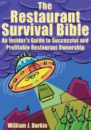 Pdf The Restaurant Survival Bible