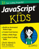 Pdf JavaScript For Kids For Dummies Telecharger