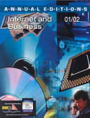 Internet and Business  2001 2002