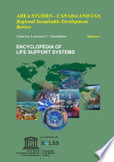 Area Studies  Regional Sustainable Development Review   Canada and USA   Volume I
