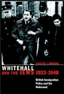Whitehall and the Jews, 1933-1948
