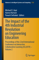 The Impact of the 4th Industrial Revolution on Engineering Education
