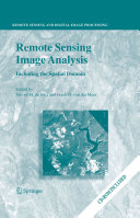 Remote Sensing Image Analysis: Including the Spatial Domain Pdf/ePub eBook