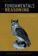 Fundamentals of Reasoning
