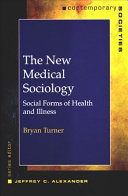 The New Medical Sociology Book