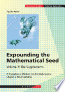 Read Online Expounding the Mathematical Seed. Vol. 2: The Supplements For Free