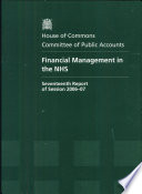 Financial Management in the NHS