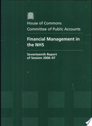 Download Financial management in the NHS Free Books - Reading Best Books For Free 2018