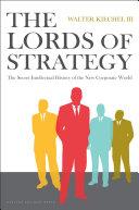 Lords of Strategy Pdf/ePub eBook
