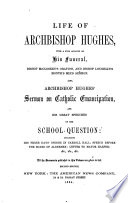 Life of Archbishop Hughes Book