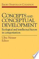 Concepts and Conceptual Development