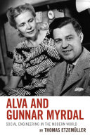 Alva and Gunnar Myrdal [Pdf/ePub] eBook