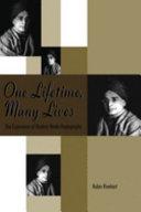 One Lifetime  Many Lives