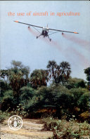 The Use of Aircraft in Agriculture