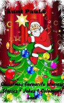 Christmas Favourite stories: Stories + Jokes + Colouring book