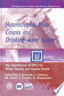 Heterotrophic Plate Counts and Drinking-water Safety