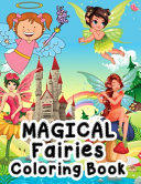 Magical Fairies Coloring Book